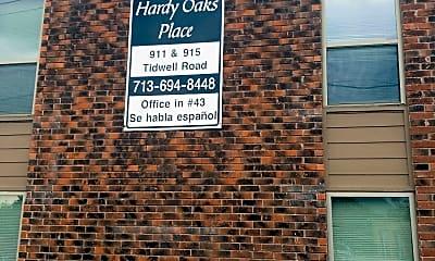 Hardy Oaks Place, 1