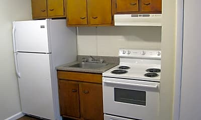 Kitchen, 1309 St James Ave, 1