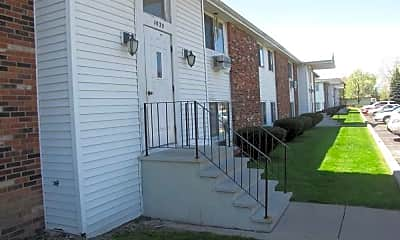 Building, Westmont Apartments, 0