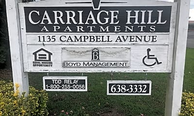 Carriage Hill Apartments, 1