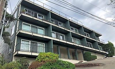 Hilltop House Apartments, 0