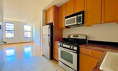 Kitchen, 221 Van Brunt St 4B, 1