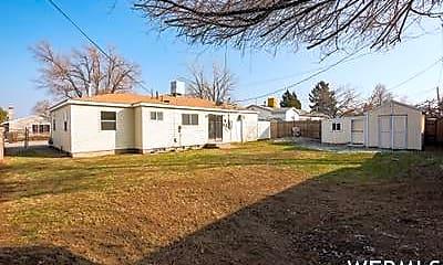 Building, 5110 Capehart St, 1