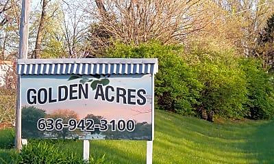 Community Signage, 358 Golden Dale Dr, 2