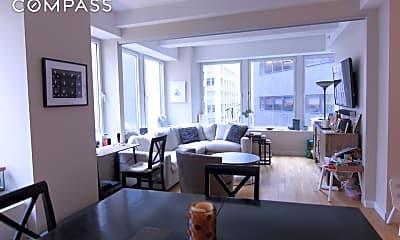 Living Room, 90 William St 6-B, 1