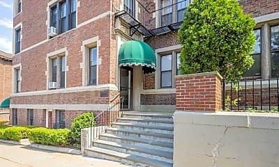 Building, 1480 Commonwealth Avenue, 0