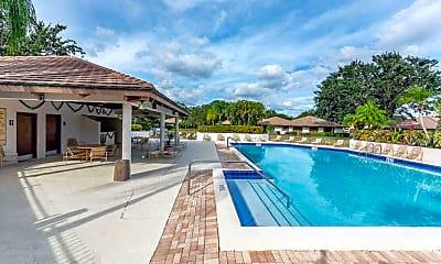 Pool, 220 Club Dr 220, 2