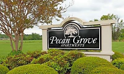 Community Signage, Pecan Grove, 0