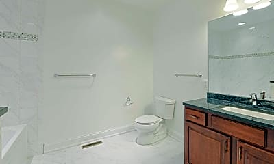 Bathroom, Caymus Estates Apartments, 2