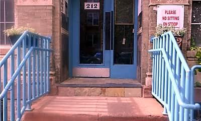 Patio / Deck, 212 Lewis Ave 2C, 1