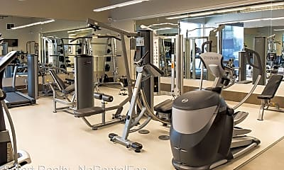 Fitness Weight Room, 2 Pembroke Place, 0