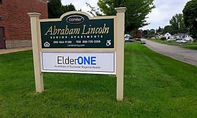 Abraham Lincoln Apartments, 1