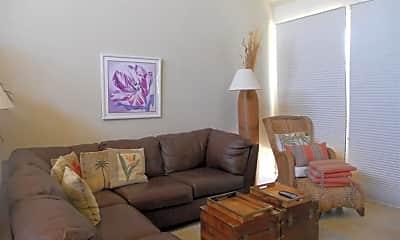 Living Room, 413 N Sierra Madre, 2