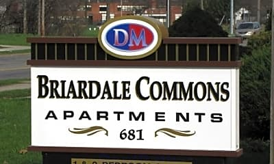Briardale Commons, 0