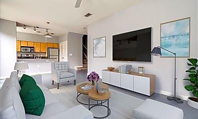 Living Room, 1201 Grove Blvd 604, 0