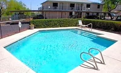 Pool, Mountain View Square, 1