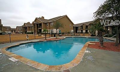 Pool, 1980 Horal, 2