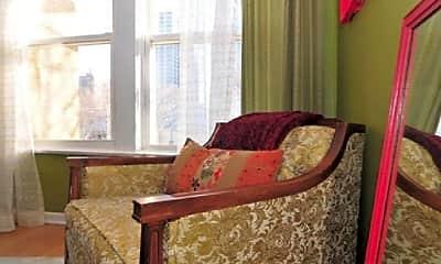 Bedroom, 4240 N Clarendon Ave, 2