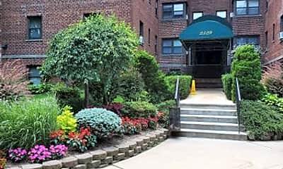 Building, 2329 Hudson Terrace, 0