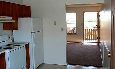 Kitchen, Foxborough Apartments, 1