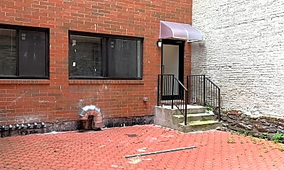 Patio / Deck, 173 Morningside Ave 3-A, 2