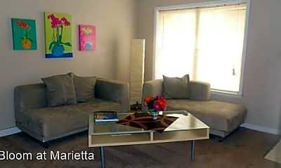 Living Room, 218 Walthall Ave SE, 2