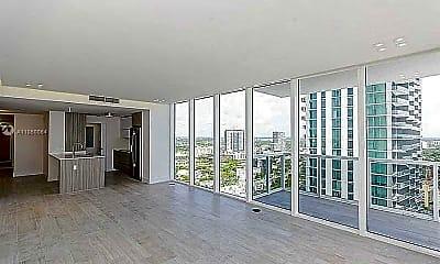 Living Room, 600 NE 27th St 3501, 1