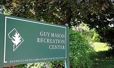 Community Signage, 2331 40th St NW 3, 2
