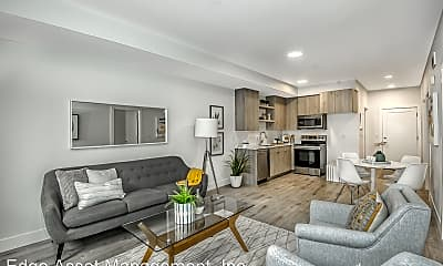 Living Room, 475 NE 74th Ave, 0