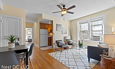 Living Room, 2227 20th St NW, 0