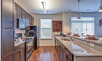 Kitchen, Penn Circle, 1