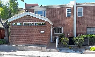 Building, 850 Tam O Shanter, 1