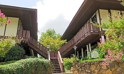 Building, Pagoda Village, 1