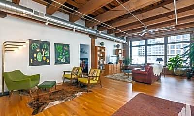 Living Room, 14 N Peoria St, 0