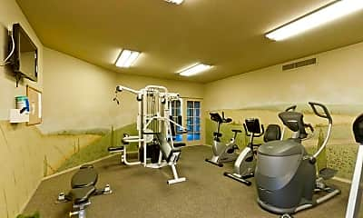 Fitness Weight Room, 8787 E Mountain View Rd 1084, 2