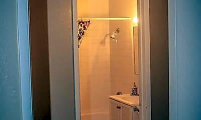 Bathroom, Wengert Euclid Apartments, 2