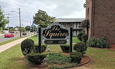 The Squires Apartments, 1