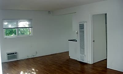 Living Room, 1221 N Genesee Ave, 1