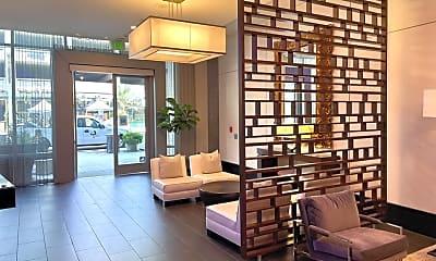 Living Room, 1100 S Hope St 1103, 2
