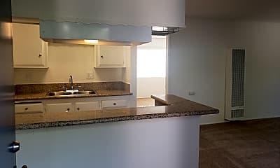 Kitchen, Arlington Apartments, 0