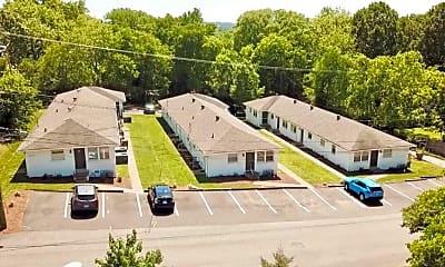Building, 3631 Redmon St, 1