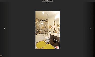Bathroom, 215 W 5th St, 1