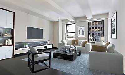 Living Room, 20 Pine St 911, 0
