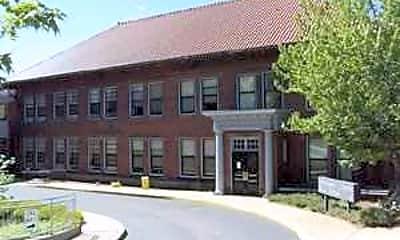 Christopher A. Smith Terrace, 1