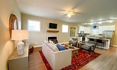 Living Room, 254 Forrest Ave, 1