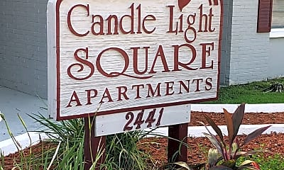 Candle Light Square, 1