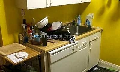 Kitchen, 19 Burney St, 1