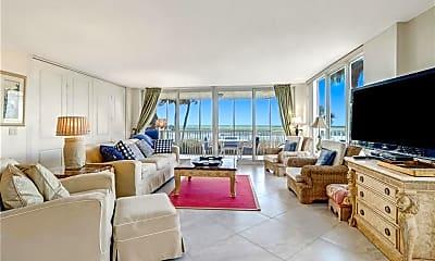 Living Room, 10701 Gulf Shore Dr 201, 1