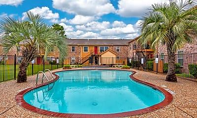 Pool, Estates at Spring Branch, 0