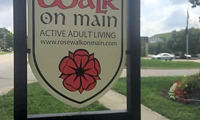 Rose Walk on Main, 1